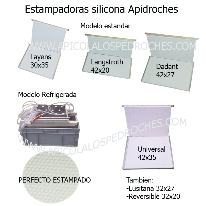 Estampadoras apidroches