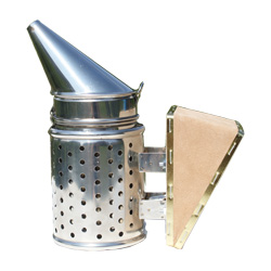 smoker-with-perforated-sheet-protection