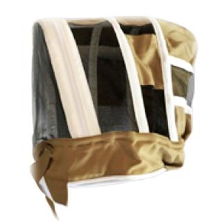 ersatzmaske-professioneller-khaki-astronautenanzug