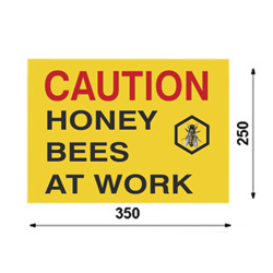 attention-bees-working-poster-in-english