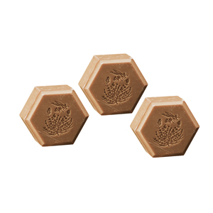 hexagonal-honey-and-chocolate-soap-100gr-42ud