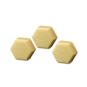 honey-and-pollen-hexagonal-soap-100gr-42ud