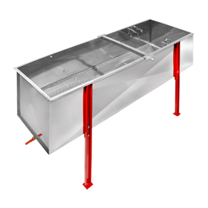 stainless-steel-uncapping-tray-1500x500x380mm-with