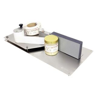 manual-labeller-for-eco-honey-jars