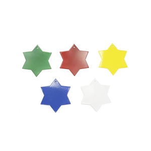 color-metal-star-for-hives-identification