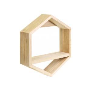 presentoir-hexagonal-en-bois
