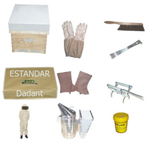 dadant-colmera-mittelkompaktes-bastlerset