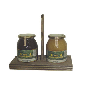 wooden-base-with-handle-for-2-cans-1kg-honey