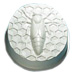Queen mold 25x20 cm, wax weight 1.80kg