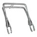 Zinc-plated steel frame lifting clamp