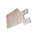 Universal support plate for extractor motor.