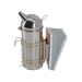 Stainless steel smoker Ø100mm large with protectio