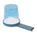 Alimentador de  plástico piquera para vaso de 1kg.