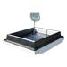 Chargeur de plafond en plastique d'une capacité de