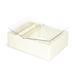 Alimentador rectangular de plástico de 2,5litros.