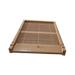 Base ventilación total colmena dadant standard.