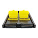Kit cattura polline per base in plastica.