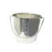 Edelstahleimer für Wachs 11 Liter.
