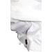 Brusa teixit doble blanc, careta quadrada.