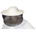 Iberico blouse ventilated fabric round mask.