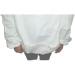 Bluson careta redonda sin cremallera en camisa.