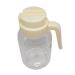 Vaso in pet da 1kg con coperchio dispenser-box95ud