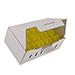Caja carton de transporte de jaulas de reinas.