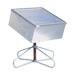 Solare Cerifier 70x70 rotierender verzinkter Träge