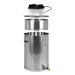 80 liter stainless steel boiler with 5lt steam gen