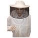 Careta redonda pequeña apicultor.