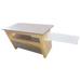 Grade coletor de pólen de madeira plástica removív