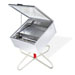 Solar cerifier 70x70 rotating support-stainless st