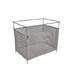 Cesta interior carga marcos caldera rectangular.