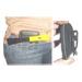 Clip magnètic per cinturó.