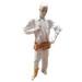 Cinturón cuero apicultor módelo Iberico.