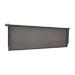 Rising frame dadant hoffman black plastic PP.