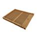 Base total ventilation hive dadant standard.