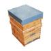 Dadant ruche liée transhumance antivarroa.