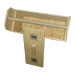 Langstroth lightweight wooden picture holder.