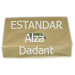Cera estampada alza dadant 42x13cm. TC-5,4mm.