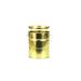 Cubo metálico para miel 2,5kg.