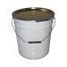 Secchio in metallo per miele 25kg.