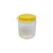 Garrafas plásticas unidade de 1 kg.