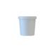 Envase de plástico opaco de 500gr-ud.