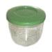 Contenitore in plastica trasparente. di alveoli 1k