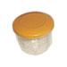 Recipiente de plástico transp.de alvéolos 500gr-28