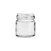 1 1/2 ounce glass jars-pallet 13338ud.