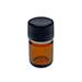 Jar of 20 gr of yellow glass-pack 126 u.