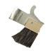 Cepillo desabejar-espátula de acero profesional