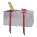 Extractor combi tangencial 4 cuadros layens motor.